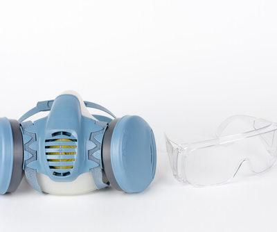 Puolinaamari hengityssuojaimet