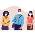 Riskiryhmien tulisi käyttää hengityssuojainta